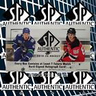 2019-20 Upper Deck SP Authentic Hockey New Factory Sealed Hobby Box 1 Auto (DD)