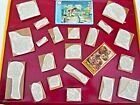 Vintage Christmas Nativity Rubber Stamp Set Made in Italy Unused