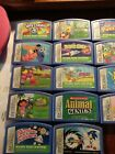 Lot 14 Leap Frog Leapster Cartridges Learning Game Electronic Cartridges