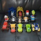 Lot of 14 Blaze and The Monster Machines DieCast Truck Car Animal Light Up