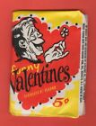 1959 Topps Funny Valentines Trading Cards 16
