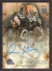 2014 Topps Inception Football Rookie Autographs Gallery, Guide 52