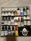 Lot of 22 Stampin Up StazOn Refill Ink Water Based Pad  More