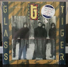 GLASS TIGER The Thin Red Line VG+ Vinyl in Shrink with Hype Sticker