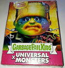 SEALED BOX Garbage Pail Kids x Universal Monsters Stickers & Cards 2019 SDCC GPK