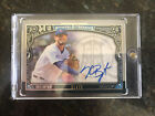 2016 Topps Museum Collection Baseball Cards - Review & Box Hit Gallery Added 17