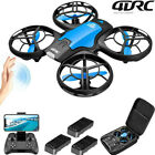 V8 RC Drone with Camera for Adults Wifi FPV Drone 1080P HD for Kids induction