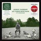George Harrison All Things Must Pass Exclusive 3 CD + sticker pack 8 6 21
