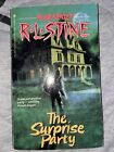 The Surprise Party 1989 Edition Fear Street No 2 By R L Stine