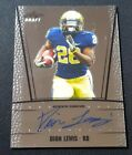 Q36 2011 Leaf Metal Draft Dion Lewis On Card Auto PITT PANTHERS