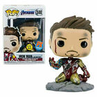 Funko POP! Marvel I Am Iron Man #580 PX Previews Exclusive Glow In The Dark