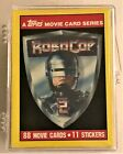 1990 Topps Robocop 2 Trading Cards 42