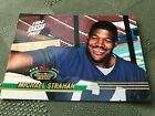 Michael Strahan Cards, Rookie Cards and Autographed Memorabilia Guide 14