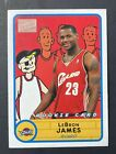LeBron James Basketball Cards, Rookie Cards Checklist and Memorabilia Guide 31