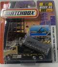 Matchbox Real Working Rigs Kenworth T800 Roll Off Truck