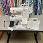 Babylock Triumph Serger Sewing Machine Model Professionally Serviced