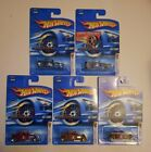 2006 Hot WheelsFIRST EDITIONS 1st BONE SHAKER LOT OF 5 FTE VGC GHTF
