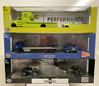 M2 Auto Haulers Release R46  Complete Set Of 3 Cobra  Holley  Chevrolet