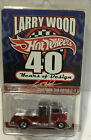 2009 Hot Wheels Larry Wood 40 Years of Design Custom 38 Ford COE Real Riders