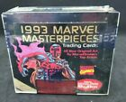 1993 Marvel Masterpieces Trading Cards 36 Packs Factory Sealed Box Skybox 263080