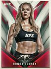 Here's a $10,000 Ronda Rousey Autograph from 2012 Topps Finest You May Never See Again 5