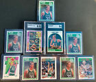 1981-82 Topps Larry Bird Team Leaders-89-90 Hoops SGC Graded Lot and Raw Cards💎