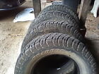 General Grabber A/T tyres 275/70/18 x4