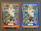 Johnny Manziel Signs Exclusive Autographed Memorabilia Deal with Panini Authentic 11