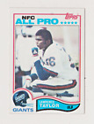 Top 10 Lawrence Taylor Football Cards 25