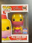 IN HAND FUNKO POP THE SIMPSONS BELLY DANCER HOMER FUNKON SUMMER EXCLUSIVE SDCC
