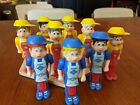 Pez Pals Shell and Aral Set With Body Parts all variations lot loose