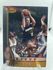Steve Nash Rookie Cards and Autographed Memorabilia Guide 16