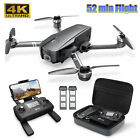 Holy Stone HS720 GPS Drone 4K HD Camera Brushless Quadcopter 2 Battery+Case