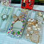 for Samsung Galaxy Z Fold 3 5G Phone Cases Shining Crystals Sparkly Women Covers