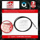 Speedo Cable fits MERCEDES 308 602 23D 89 to 96 OM601940 A6015420407 Febi New