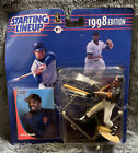 NEW SEALED VTG 1998 Barry Bonds Collectible Action Figure Starting Lineup & Card