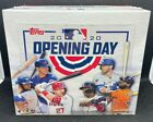 2020 Topps Opening Day Hobby Box - NEW 36 packs 7 cards per pack