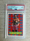 1987 Topps WWF Trading Cards 23