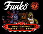 2016 Funko Five Nights at Freddy's Mystery Minis 6