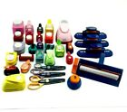 Lot Of 31 Scrapbooking Crimper Punches Scissors Boarder Cutters Various Sizes
