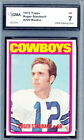 Top Roger Staubach Football Cards for All Budgets 21