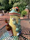Budweiser BUD FROG Character Stein 1996 limited edition 4465 10000 Very Rare