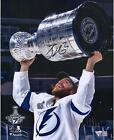2020 Upper Deck Tampa Bay Lightning Stanley Cup Champions Hockey Cards 23