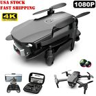 4K HD 1080P Quad Air Drone Camera Foldable RC Quadcopter For Aerial Photography