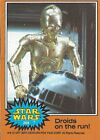 1978 Topps Star Wars Series 5 Trading Cards 8
