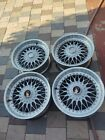 BMWe46 SET 4 style 94 BBS wheels RC090 8x17 is20 front  rear pre owned