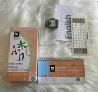 Cricut LYRICAL LETTERS Cartridge Link Status Unknown Used