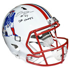 JC Jackson Signed SB Champs Inscription New England Patriots Speed Full-Size Rep