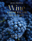 Wine from Grape to Glass by Jens Priewe Hardcover 2019 FastSecure Delivery