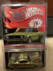 IN HAND 2021 Hot Wheels RLC Exclusive 69 Camaro SS Low Number